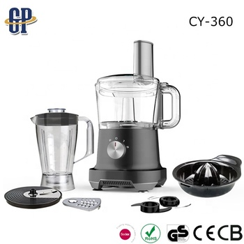food processor CY-360 Kitchen Appliances 13 in 1 Commercial multi function electric baby food processor