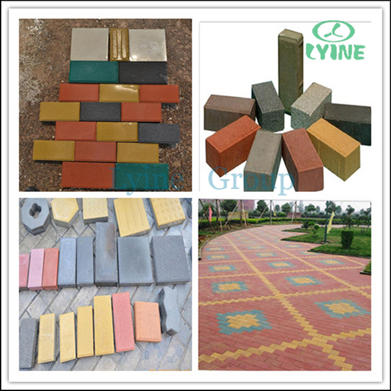 Made In China Plastic Paver Molds Interlocking Paver