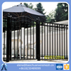 backyard metal fence / folding metal dog fence / cheap metal fencing