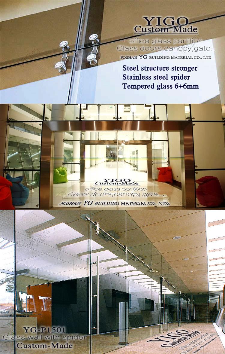 Frameless glass wall details - Frameless Sliding Glass Doors Moving Glass Wall Tempered Glass Shower Walls