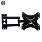 "Full Motion TV Wall Mount Swivel TV Bracket For 19""-48"" Flat Screen"