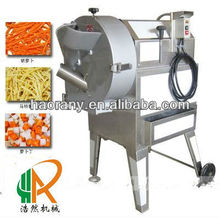 Hao Ran Brand Automatic Potato/Onion/Cucumber/Carrot /Vegetable /Fruit Cutting Machine// vegetable dicing machine