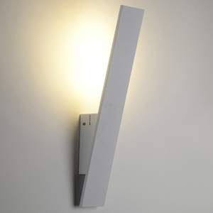 indoor recessed wall light 12w led light interior foot stair light for home or hotel