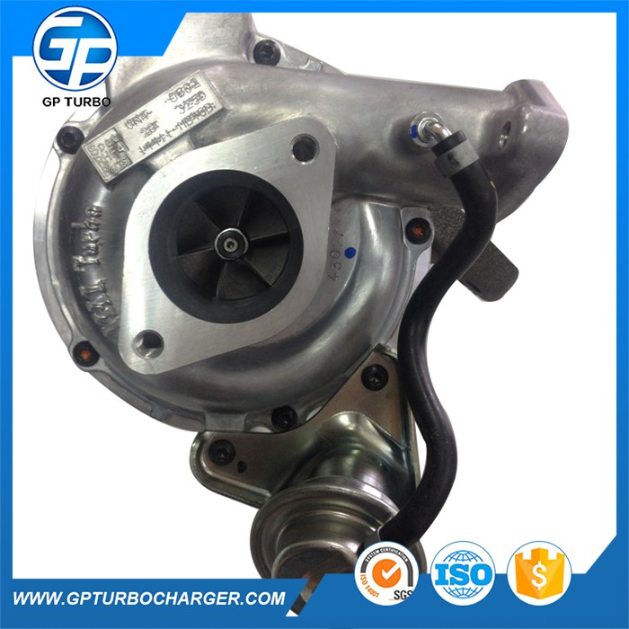 Own R&D department OE number 14411-VM01A turbochargers