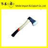 Wholesale promotional hand tool firefighter axe with wooden handle