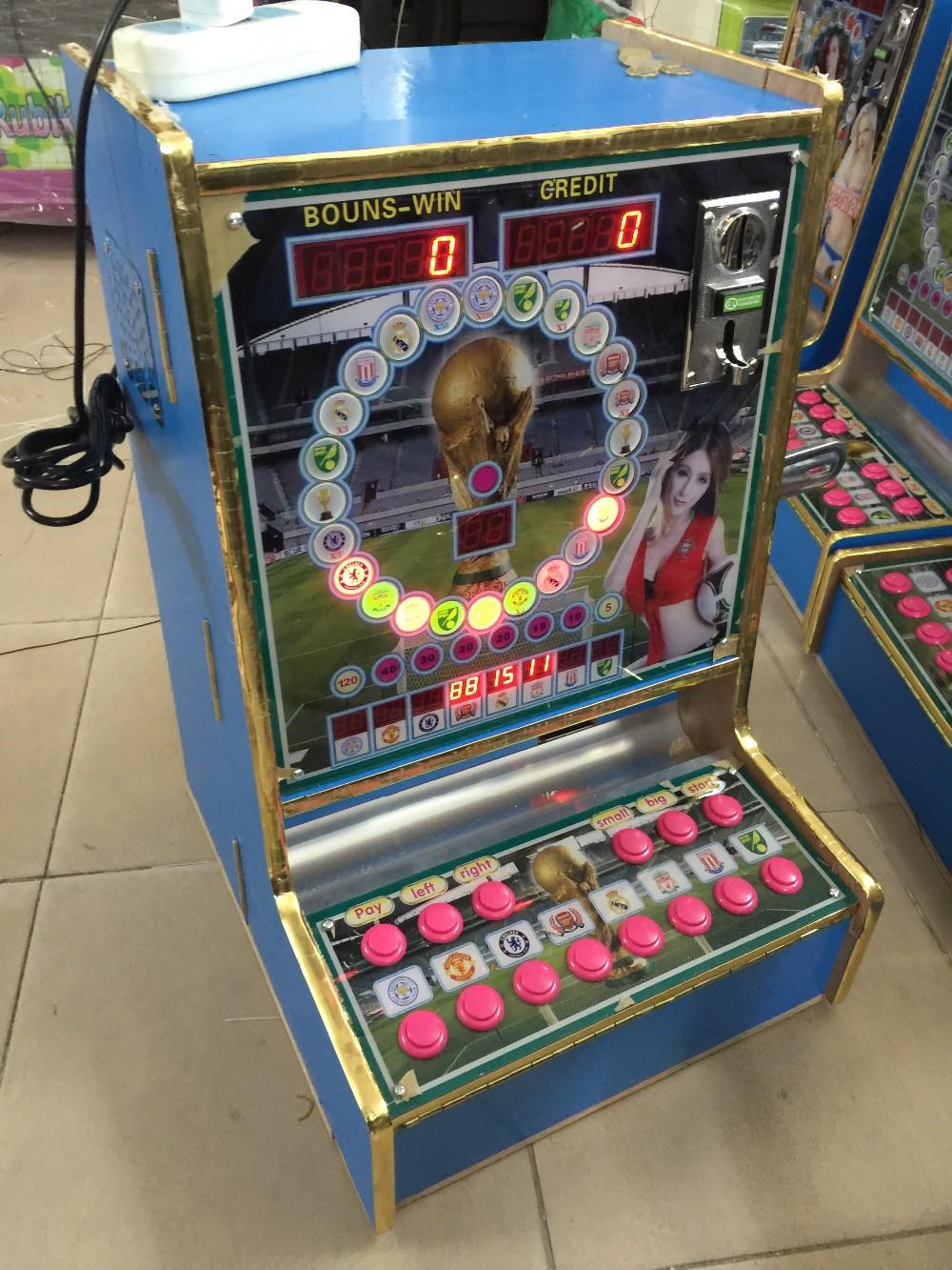arcade casino games online