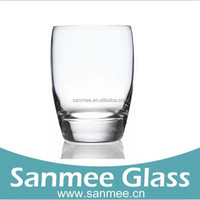 Machine Blown Thin Bottom Round Glassware,machine make glass cup