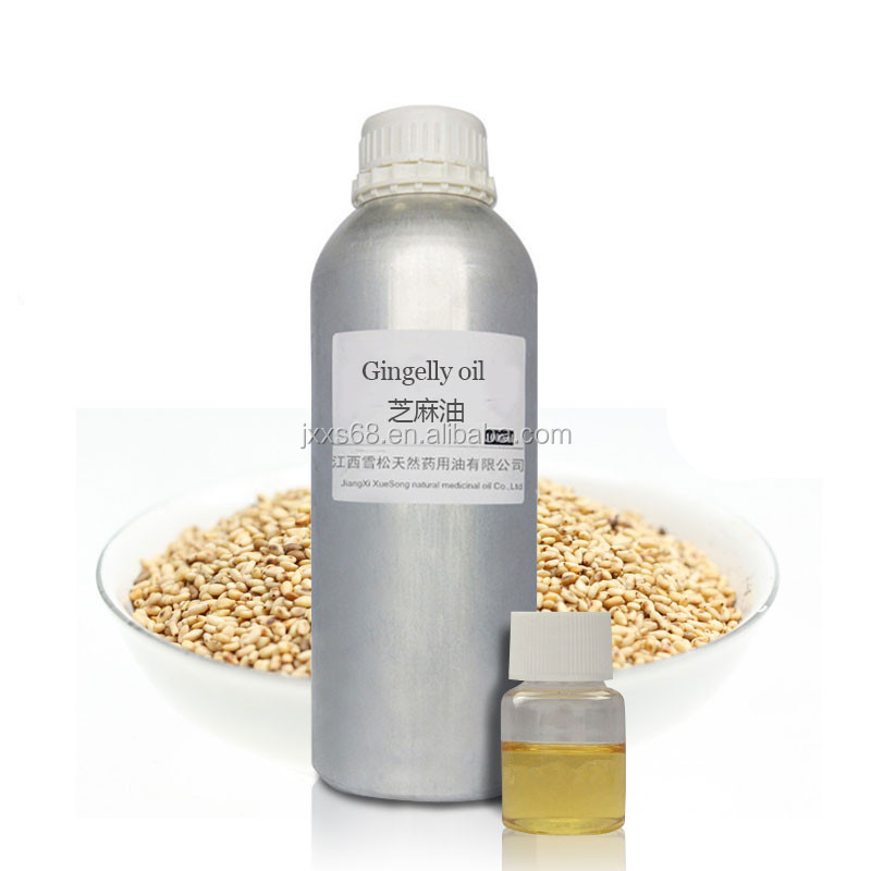 Cooking High Quality Natural Organic Sesame Oil