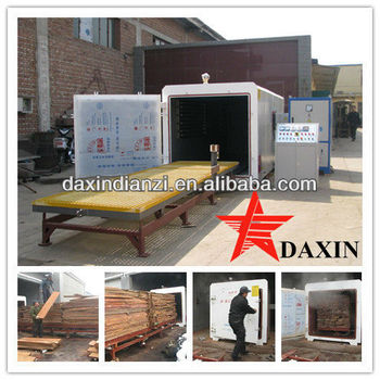 HF/RF Wood Kiln Drying System
