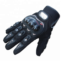 waterproof Motorbike Motocross Full Finger motorcycle 3d sport leather probiker gloves