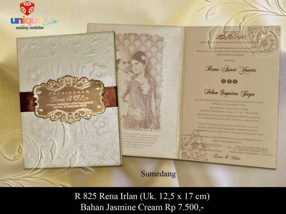 Indonesia Wedding Invitation Card Indonesia Wedding Invitation Card