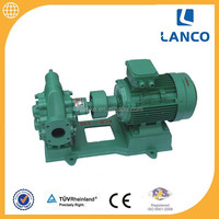 Electric Motor Driven Rotating Gear Oil Pump Made-In-China