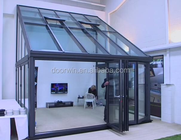 Folding Patio Exterior Glass Doors Hardwarebi Folding Glass Doors
