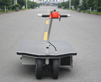 Electric Platform Hand Truck With Flexible Handle