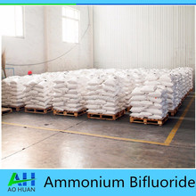 sale inorganic salt ammonium hydrogen fluoride 98% for glass etching