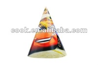 Race Cars Party Cone Hats