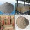 high hardness corundum refractory castable