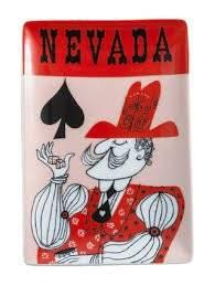 Rosanna Retro Nevada Trinket Tray