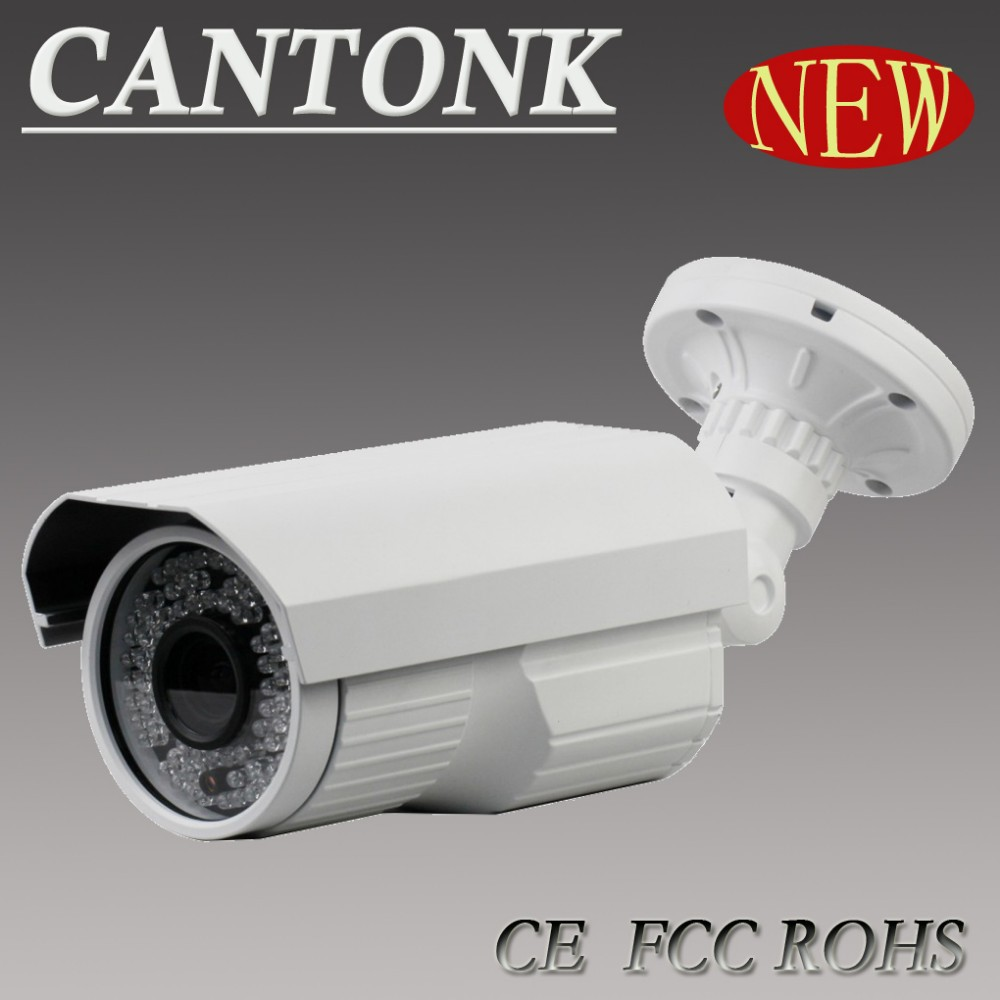Cantonk HD TVI CAMERA Smart IR Led Array long range analog HD 1.4 Megapixel 960P Water-proof IR HDCVI Camera