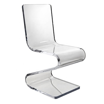 Attrayant Bending Acrylic Chair,Clear Z Chair   Buy Acrylic Chair,Clear Chair,Z Chair  Product On Alibaba.com