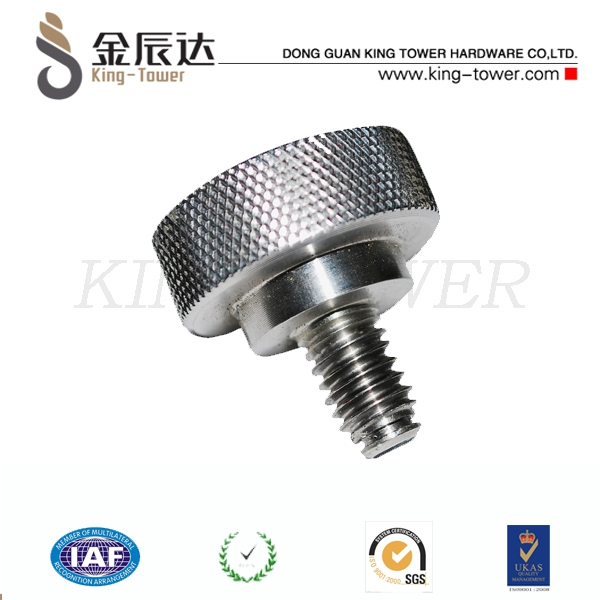 decorative screws and bolts for door handle with iso card - Decorative Screws