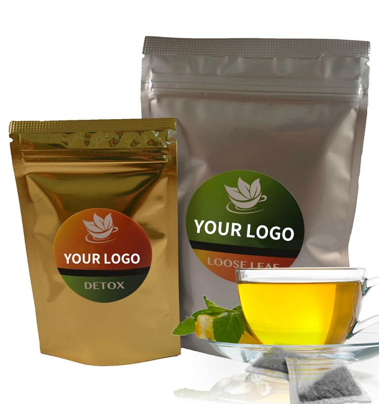 Custom private label herbal slimming tea weight loss detox diet tea for burning fat - 4uTea | 4uTea.com