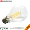 80ra 2 years warranty Epistar silicone bulb 8w led filament