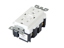 YGB-092WR Electrical Equipment UL and CUL listed gfci wall outlet socket for Generator