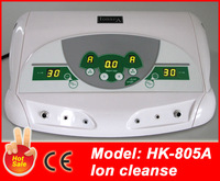 Dual Use 5 Model Low Frequency Mp3 Function Aqua Detox Foot Bath ...