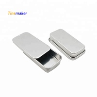 foodgrade pocket metal sliding tin