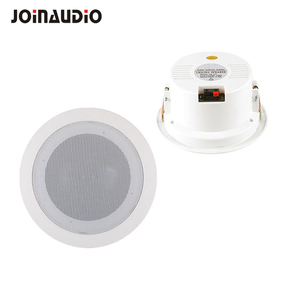 "5"" Ceiling Wall Mount PA system Speakers For Pool Patio Indoor Radio"