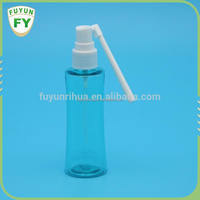 Mist Throat Nose Nasal Spray Tonsil Stone Oral Care Pump Bottle Empty