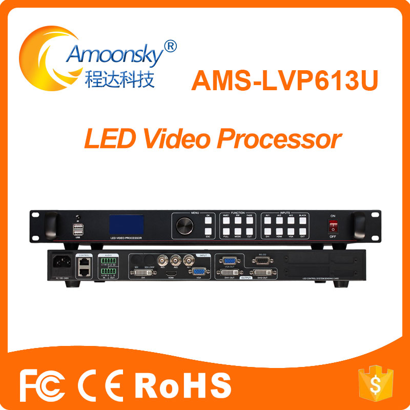 Best price lampada led indoor led video wall controller usb quad processore video supporto led linsn ts802d ts901 nova msd300