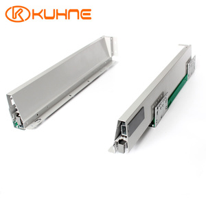 Metal Hydraulic Drawer slides for Furniture kitchen