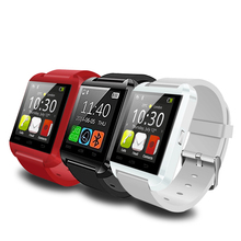 Best Selling High Quality Mobile Phone Accessories Touch Screen Sport Wrist Bracelet U8 Smart Watch
