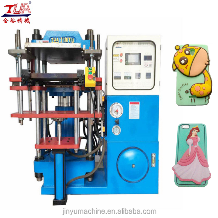 single head hydraulic machine of cell phone case