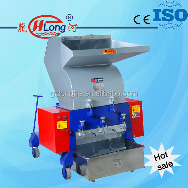 Plastic Pelletiseren Machines/Stijve en Hard Plastic Crusher Promoties