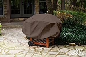 Weathermax™ X-Large Barbecue Cover Color: Chocolate