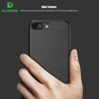 Phone Accessoire 2017 FLOVEME Phone Housing PU Case For iPhone 7/7 plus /6 /6 plus