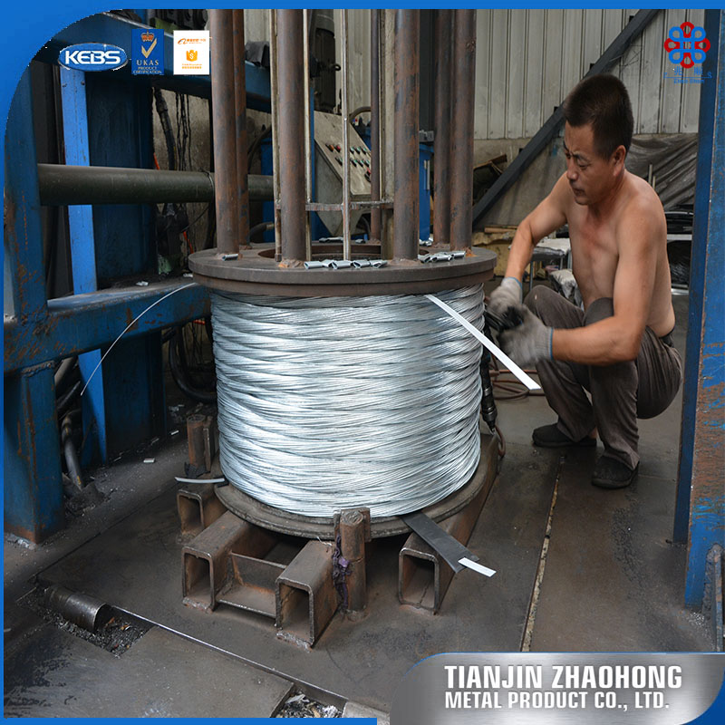 3.8mm Galvanized Steel Wire, 3.8mm Galvanized Steel Wire Suppliers ...