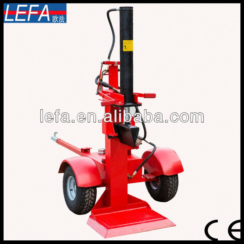 Farm Tractor huskee log splitter 4 way wedge for Europ Hot selling