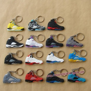 jordan shoes keychain