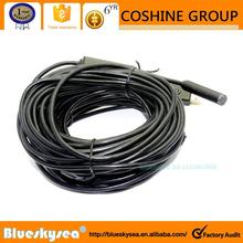J1107 Plastic medical endoscope veterinary endoscope with low price