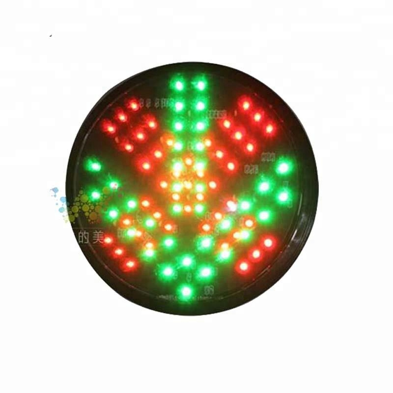 Ac85-265v High Brightness Green Led Traffic Replacement 200mm Traffic Signal Light Module Back To Search Resultssecurity & Protection Roadway Safety
