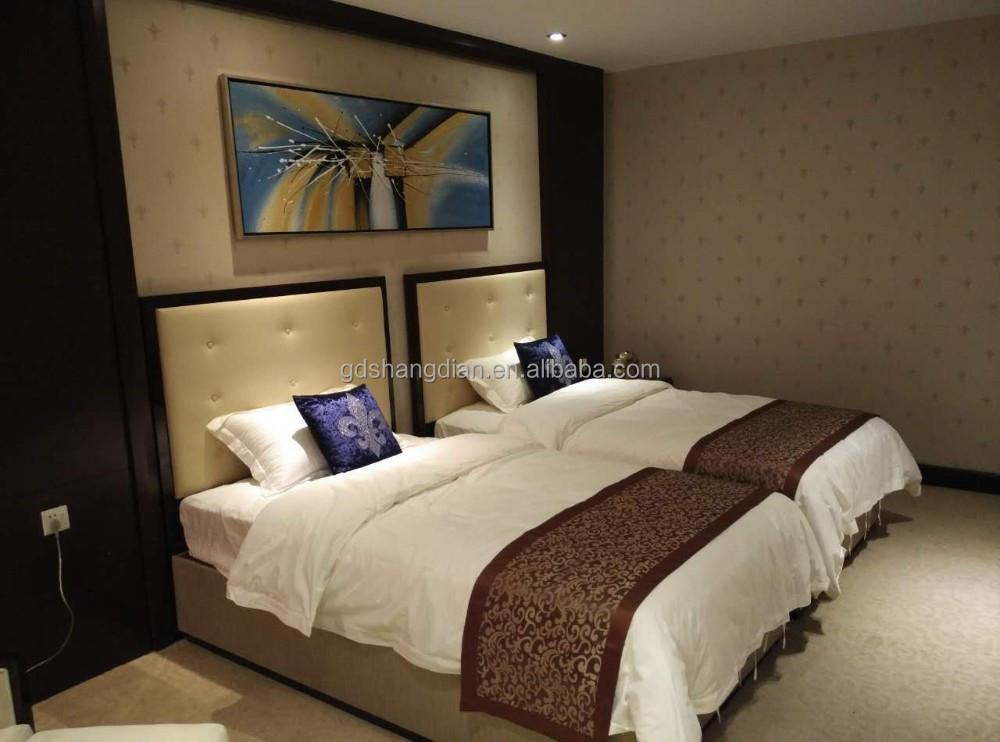 Hotel muebles de madera casa de huéspedes muebles/habitación muebles ...