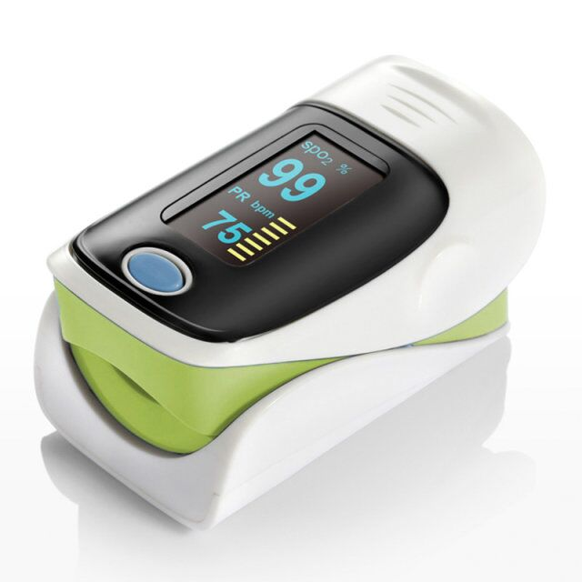 Finger pulse oximeter 2018 adult fingertip pulse oximeter , ear lobe infant neonatal pulse oximeter