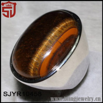 tiger iron tigers rings pictures ring eye of