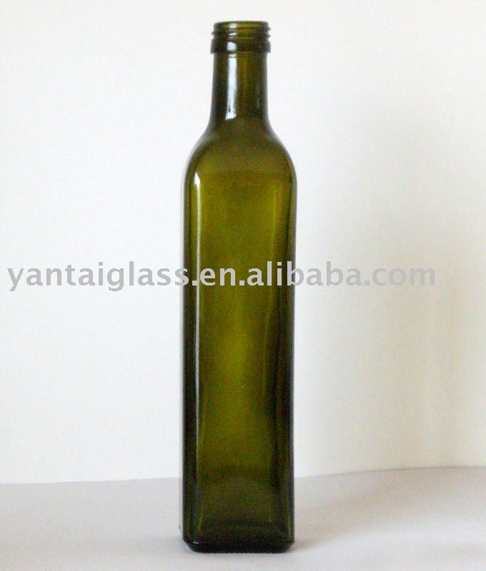 glass bottles for marasca
