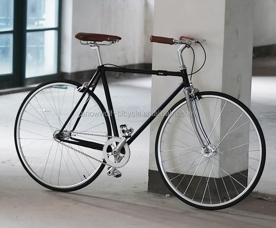 Steel Lugged Frame 26 Inch City Bicycle/utility Bike/vintage Bike Sw ...