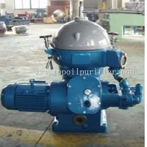 Grease and Sludge Removal, Dish Type, Lubricant Oil Fuel Oil Centrifuge